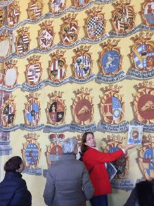 Die Wappensaal Rätsel