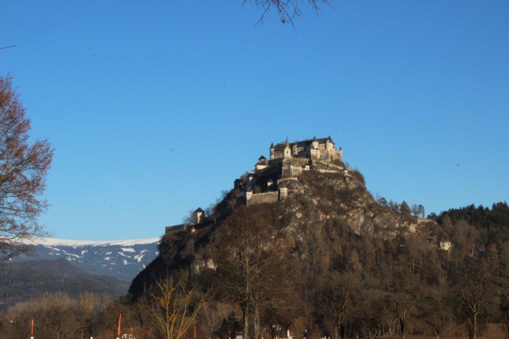 Die Burg Hochosterwitz