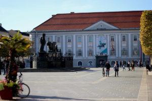 Der Neue Platz in Klagenfurt